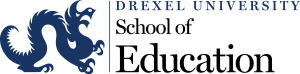 Drexel School of Ed logo