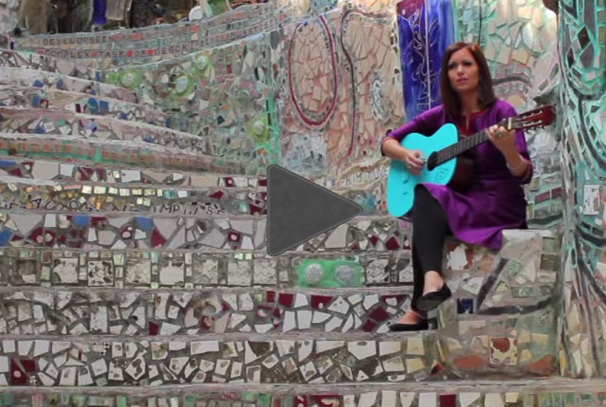 "Farah Siraj's Song for Peace Day - ""What If"""