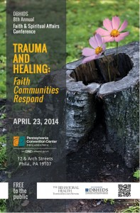 Trauma and Healing Flier